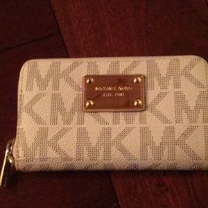 Michael Kors  like new wallet